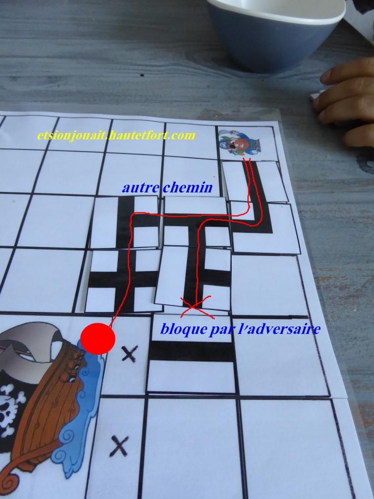 6 jeux fabriquer et si on jouait - Parcours du combattant jeu ...