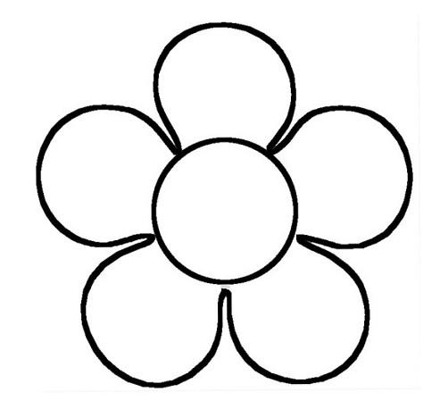 Gabarit De Fleurs A Imprimer Steadlane Club